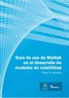 Gua De Uso En Matlab En El Desarrollo De Modelos De Volatilidad