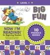 Now Im Reading Level 1 Big Fun