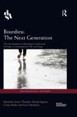 Jenny Thatcher, Nicola Ingram, Ciarán Burke & Jessie Abrahams - Bourdieu: The Next Generation artwork