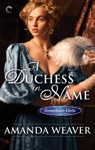 A Duchess In Name