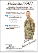 Pass the CFAT: Canadian Forces Admissions Test