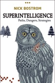 Superintelligence - Nick Bostrom Cover Art