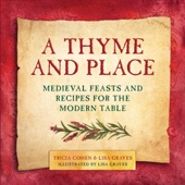 A Thyme and Place - Lisa Graves & Tricia Cohen Cover Art