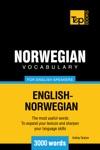 Norwegian Vocabulary For English Speakers 3000 Words