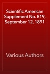 Scientific American Supplement No 819 September 12 1891
