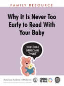 Why It Is Never too Early to Read With Your Baby