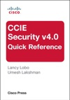 CCIE Security V40 Quick Reference 3e