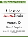 Virgil Aeneid IX SoundBook For GCSE Latin 20152016