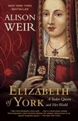 Elizabeth of York - Alison Weir Cover Art