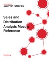 Sales And Distribution Analysis Module Reference For MicroStrategy 95