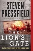 The Lion's Gate - Steven Pressfield Cover Art