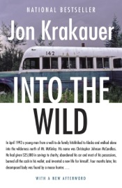 Into the Wild - Jon Krakauer Book