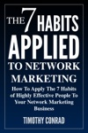 The 7 Habits Applied To Network Marketing