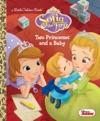 Two Princesses And A Baby Disney Junior Sofia The First