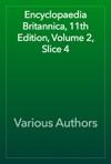 Encyclopaedia Britannica 11th Edition Volume 2 Slice 4