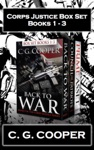 Corps Justice Boxed Set Books 1-3 Back To War Council Of Patriots Prime Asset