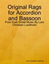 Original Rags For Accordion And Bassoon