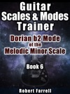 Guitar Scales And Modes Trainer Dorian B2 Mode Of The Melodic Minor Scale