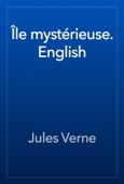 Jules Verne - Île mystérieuse. English artwork