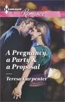 A Pregnancy A Party  A Proposal