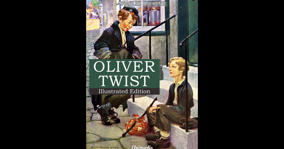 the life experience of charles dickens poured in the novel oliver twist