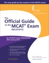 The Official Guide To The MCAT Exam MCAT2015 4th Edition
