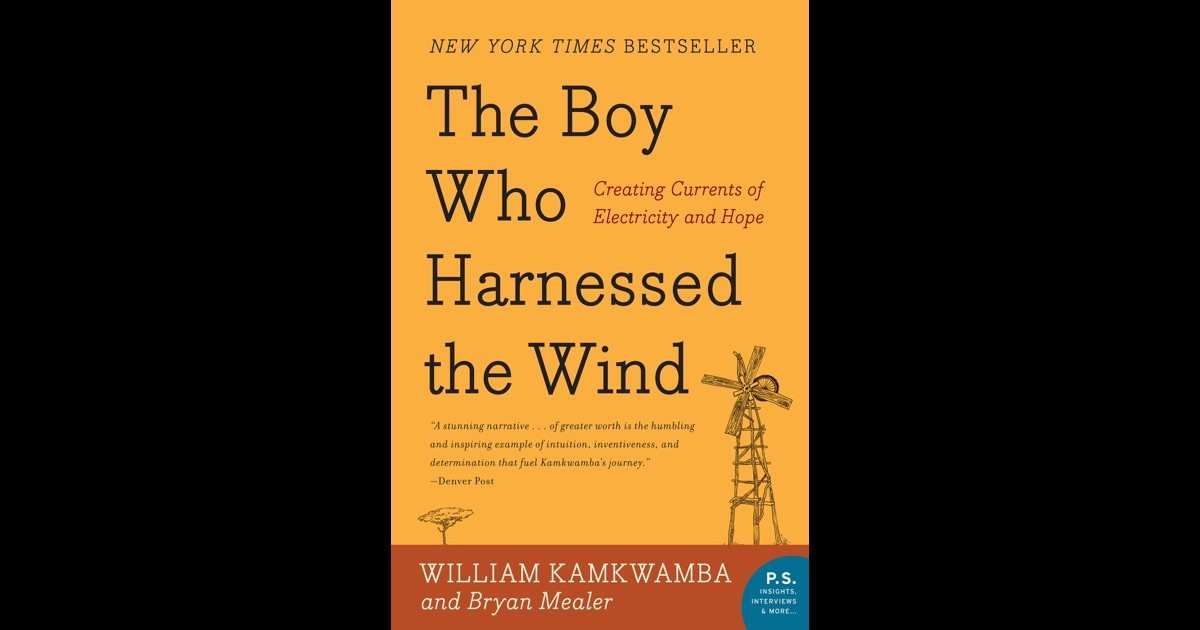 what i learnt from the book the boy who harnessed the wind