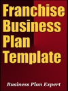 Franchise Business Plan Template Including 6 Special Bonuses