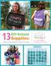 3 DIY School Supplies Back To School Ideas For Kids Of All Ages