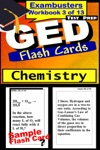 GED Test Prep Chemistry Review--Exambusters Flash Cards--Workbook 3 Of 13