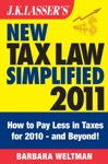 JK Lassers New Tax Law Simplified 2011