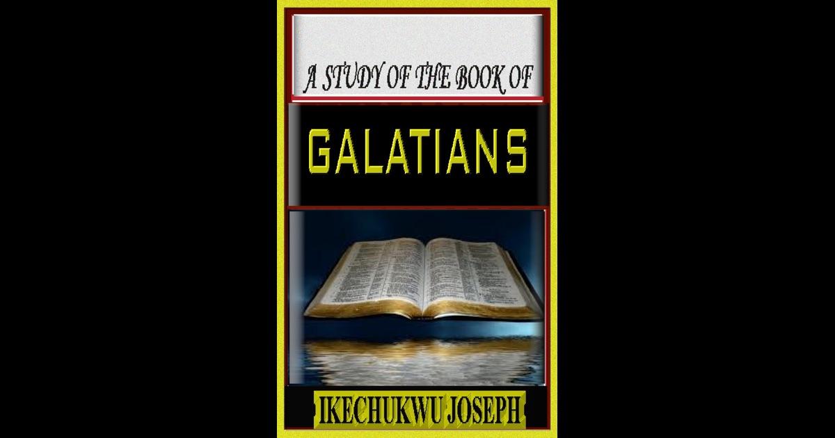 Galatians 1 - NIV Bible - Bible Study Tools