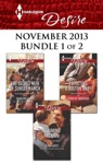 Harlequin Desire November 2013 - Bundle 1 Of 2
