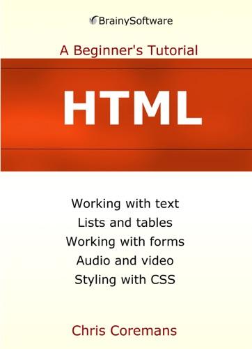 HTML A Beginners Tutorial