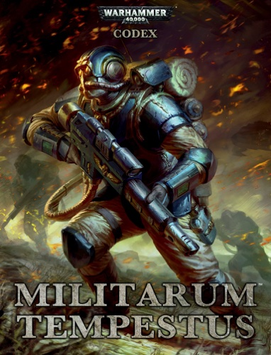 Codex: Militarum Tempestus (Enhanced Edition)