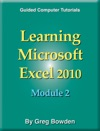 Learning Microsoft Excel 2010