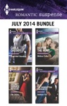Harlequin Romantic Suspense July 2014 Bundle