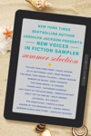 The New Voices In Fiction Sampler