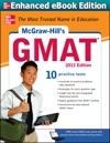 McGraw-Hills GMAT With Downloadable Tests 2013 Edition