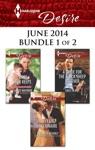Harlequin Desire June 2014 - Bundle 1 Of 2