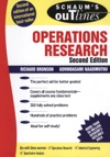 Schaums Outline Of Operations Research