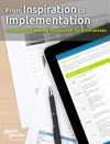 From Inspiration To Implementation