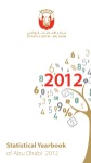 Statistical Year Book Of Abu Dhabi 2012