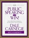 Public Speaking To Win