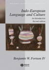Indo-European Language And Culture