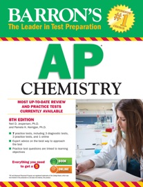 BARRONS AP CHEMISTRY, 8TH EDITION