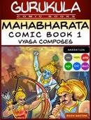 Sriram Raghavan - Mahabharata Comic Book 1 - Vyasa Composes  artwork