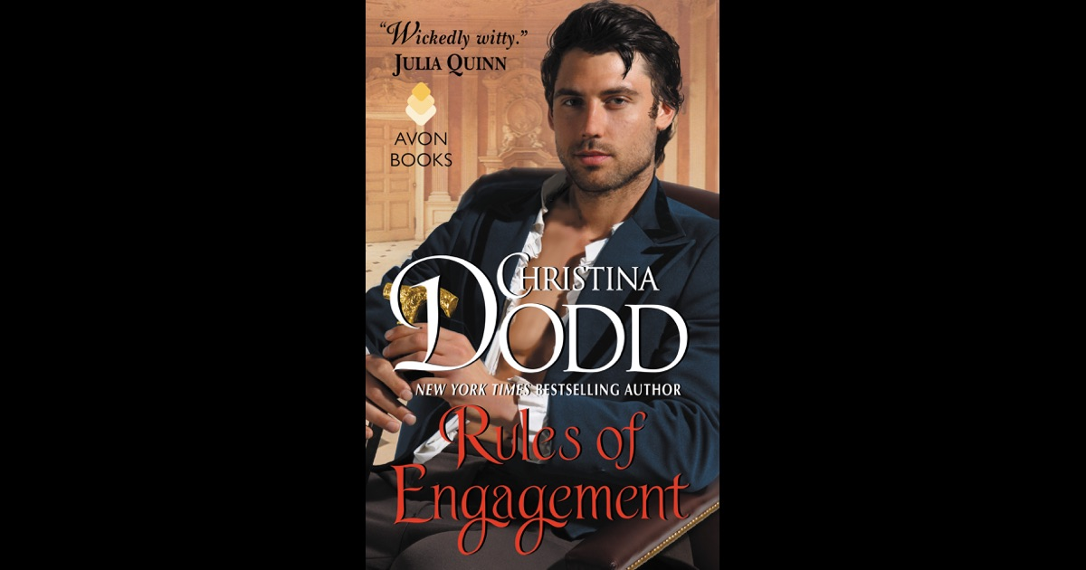 rules of engagement christina dodd pdf