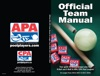 Official APACPA Pool Leagues Team Manual