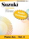 Suzuki Flute School - Volume 4